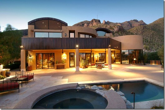 7431 secret canyon dr Tucson, AZ