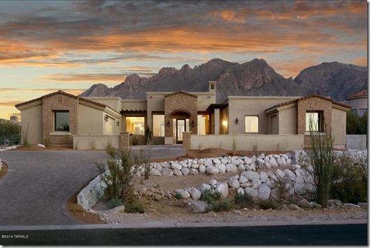 1993 E Quiet Canyon Drive  Tucson, AZ 85718