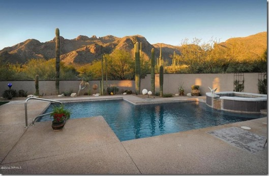 1887 E Desert Garden Drive Tucson, Az 85718