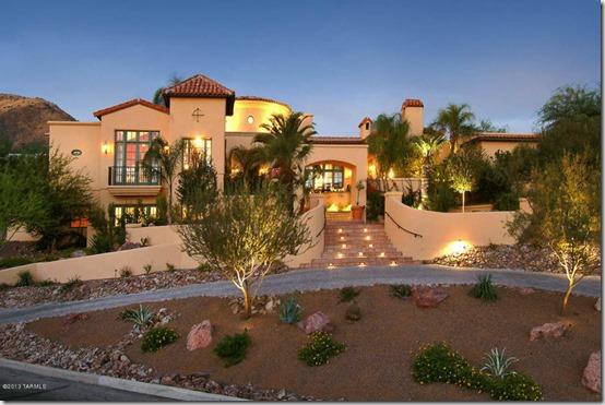 6268 N Whaleback Place Tucson, AZ 85750