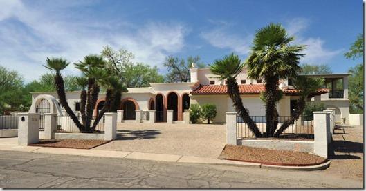 7232 E Calle Los Arboles Tucson, AZ 885750