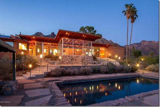 1001 E Calle Elena Tucson, AZ 85718 a