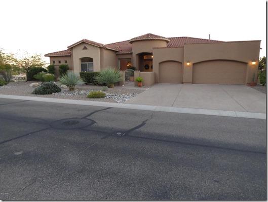 4458 E Pinnacle Ridge Place Tucson, AZ 85718