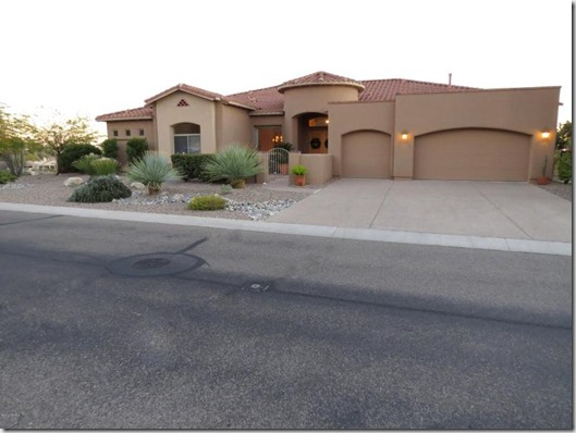 4458 E Pinnacle Ridge Place Tucson, AZ 85718