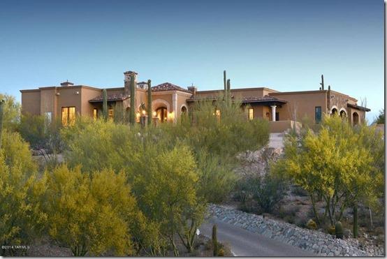 4675 N Via De La Granja (Catalina Foothills Estates 10) Tucson, AZ 85718