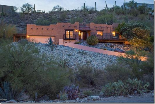6521 N Columbus Boulevard Tucson, AZ - Coronado Foothills Estates