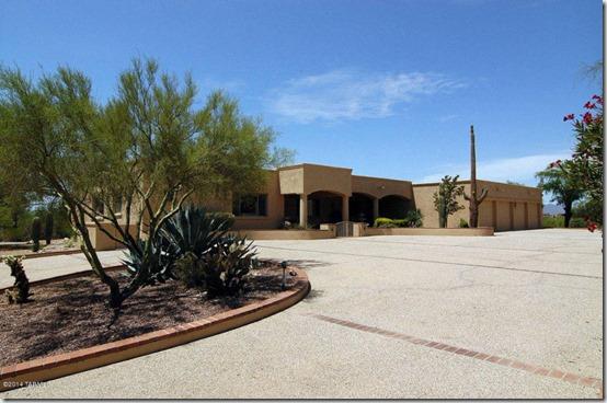 4555 N Via De La Granja Tucson, AZ 85718