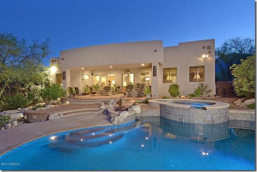 2102 E Quiet Canyon Drive Tucson, AZ 85718