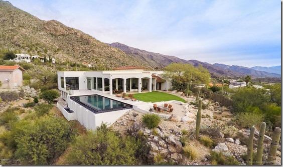 Overhead_Catalina Foothills Tucson AZ