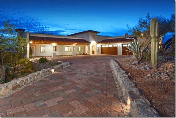 Front_Catalina Foothills Tucson AZ