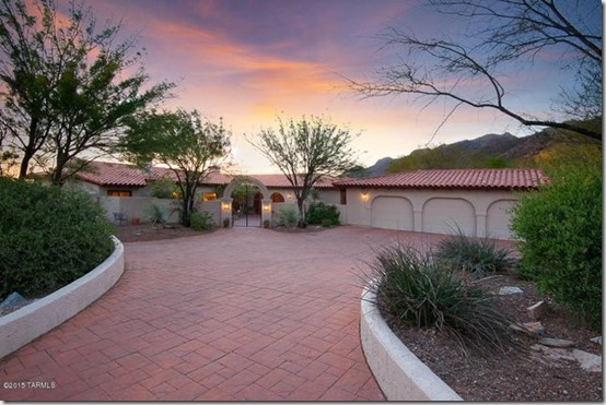 7461 N Moon Spirit Lane Tucson, AZ 85718