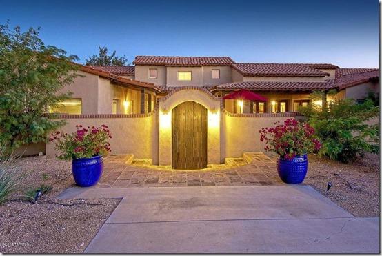 5640 N Placita Pardal Tucson, AZ 85718