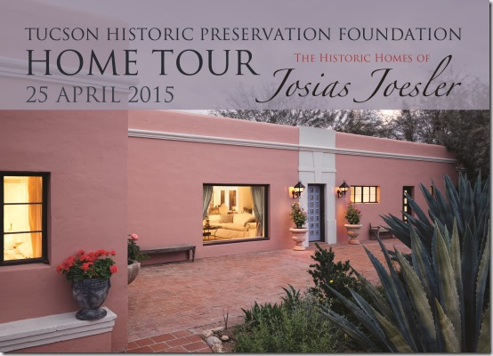 THPF Josias Joesler Home Tour 2015 front option 2