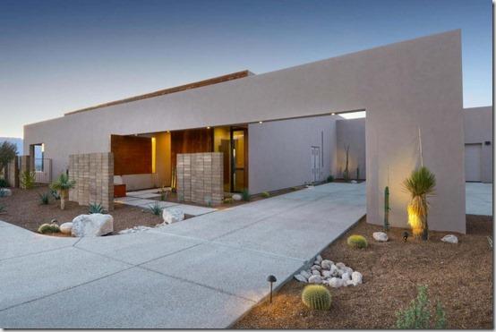Contemporary Homes Tucson Az