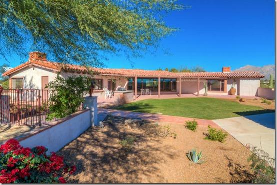 5261 N Placita Cresta Loma Place Tucson, AZ 85704 6