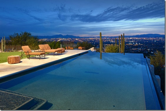 Pool_View_Catalina Foothills Tucson AZ
