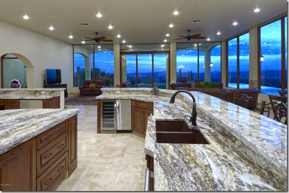 Kitchen 2_Catalina Foothills Tucson AZ