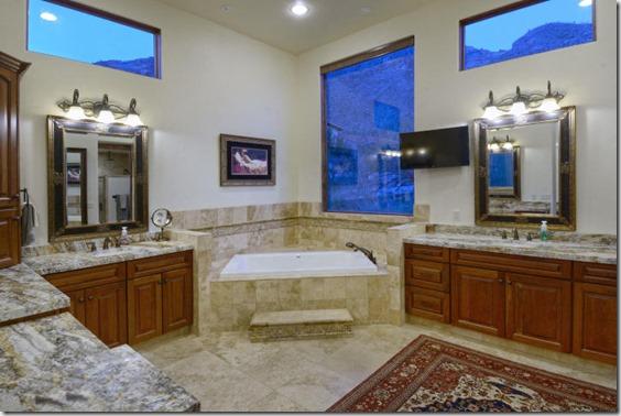 Master Bath_Catalina Foothills Tucson, AZ